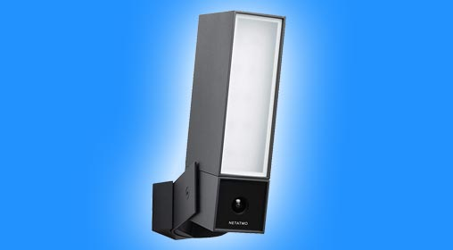 netamo presence floodlight business security